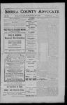Sierra County Advocate, 1908-05-01 by J.E. Curren