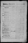 Sierra County Advocate, 1908-10-23