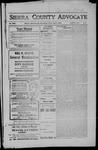 Sierra County Advocate, 1909-04-02 by J.E. Curren