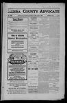 Sierra County Advocate, 1909-07-09 by J.E. Curren
