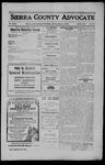 Sierra County Advocate, 1910-03-11 by J.E. Curren