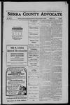 Sierra County Advocate, 1910-11-04 by J.E. Curren