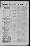 Sierra County Advocate, 1911-01-13 by J.E. Curren