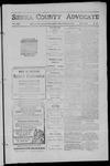 Sierra County Advocate, 1911-02-03 by J.E. Curren