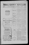 Sierra County Advocate, 1911-02-24 by J.E. Curren