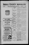 Sierra County Advocate, 1911-03-10 by J.E. Curren