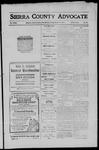 Sierra County Advocate, 1911-03-17 by J.E. Curren
