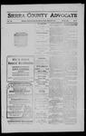 Sierra County Advocate, 1911-03-24 by J.E. Curren