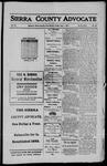 Sierra County Advocate, 1911-07-07 by J.E. Curren