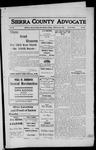 Sierra County Advocate, 1912-02-23 by J.E. Curren