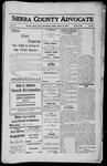 Sierra County Advocate, 1912-03-15 by J.E. Curren