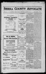 Sierra County Advocate, 1912-03-29 by J.E. Curren