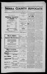 Sierra County Advocate, 1912-04-26 by J.E. Curren