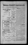 Sierra County Advocate, 1912-09-20 by J.E. Curren