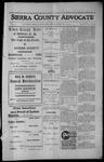 Sierra County Advocate, 1913-02-14 by J.E. Curren