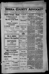 Sierra County Advocate, 1913-04-11 by J.E. Curren
