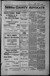 Sierra County Advocate, 1913-05-02 by J.E. Curren