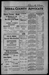 Sierra County Advocate, 1913-05-16 by J.E. Curren
