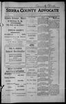 Sierra County Advocate, 1913-05-30 by J.E. Curren