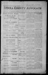 Sierra County Advocate, 1913-06-13 by J.E. Curren