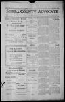 Sierra County Advocate, 1913-06-27 by J.E. Curren