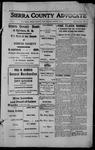 Sierra County Advocate, 1913-08-01 by J.E. Curren