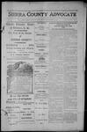 Sierra County Advocate, 1913-09-05 by J.E. Curren