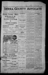 Sierra County Advocate, 1913-12-05 by J.E. Curren
