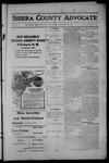 Sierra County Advocate, 1914-01-23 by J.E. Curren