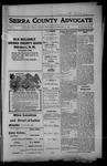 Sierra County Advocate, 1914-02-13 by J.E. Curren