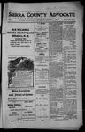Sierra County Advocate, 1914-02-27 by J.E. Curren