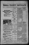 Sierra County Advocate, 1914-03-06 by J.E. Curren