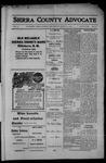 Sierra County Advocate, 1914-03-13 by J.E. Curren