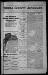 Sierra County Advocate, 1914-03-20 by J.E. Curren