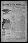 Sierra County Advocate, 1914-03-27 by J.E. Curren