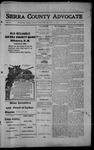 Sierra County Advocate, 1914-04-10 by J.E. Curren