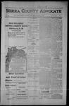Sierra County Advocate, 1914-04-17 by J.E. Curren