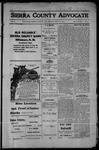 Sierra County Advocate, 1914-04-24 by J.E. Curren