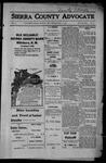 Sierra County Advocate, 1914-05-01 by J.E. Curren