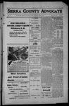 Sierra County Advocate, 1914-05-08 by J.E. Curren