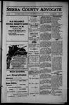 Sierra County Advocate, 1914-06-05 by J.E. Curren
