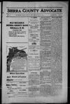 Sierra County Advocate, 1914-07-03 by J.E. Curren