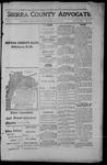 Sierra County Advocate, 1914-07-17 by J.E. Curren