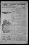 Sierra County Advocate, 1914-07-24 by J.E. Curren