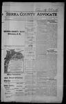 Sierra County Advocate, 1914-08-14 by J.E. Curren