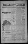Sierra County Advocate, 1914-08-21 by J.E. Curren