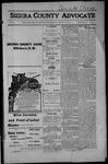 Sierra County Advocate, 1914-08-28 by J.E. Curren