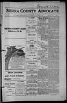 Sierra County Advocate, 1914-10-09 by J.E. Curren