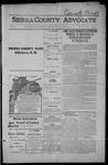 Sierra County Advocate, 1914-10-30 by J.E. Curren