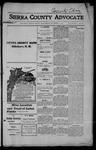 Sierra County Advocate, 1914-12-04 by J.E. Curren